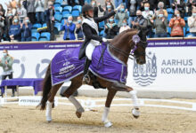 Photo of Cathrine Dufour har kurs mod World Cup-finalen